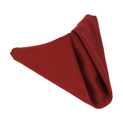 Red Natural Napkin