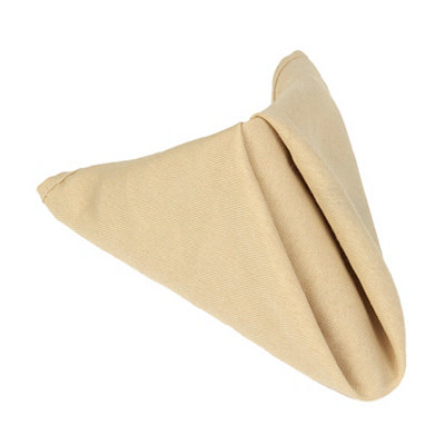 Tan Natural Napkin