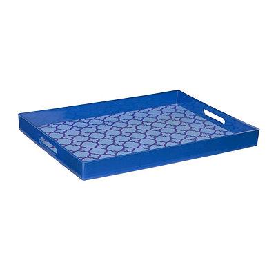 Large Royal Blue Tray