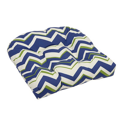 Tempest Navy Outdoor Cushion