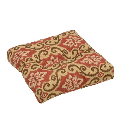 Shoreham Brick Outdoor Ottoman Cushion