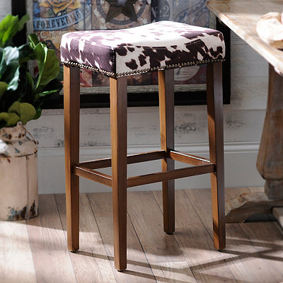 Udder Madness Bar Stool