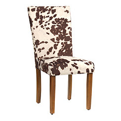 Udder Madness Parsons Chair