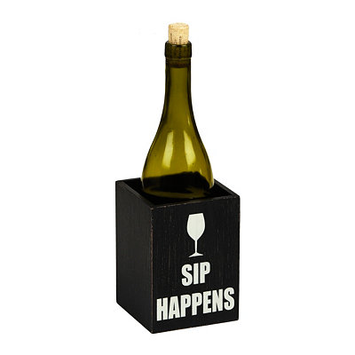 Sip Happens Wine Caddy