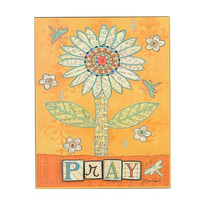Musical Inspirations Pray Plaque