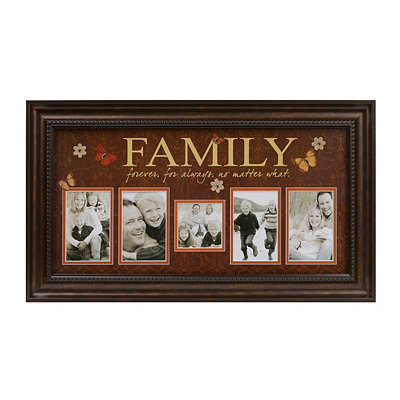 Family is Forever Collage Frame