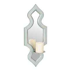 Aya Mirrored Sconce