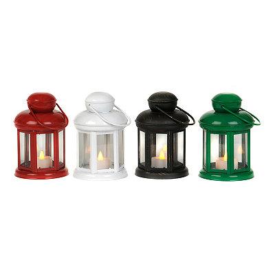 LED Tealight Lanterns