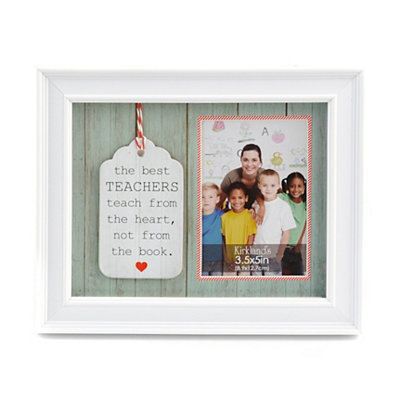 The Best Teachers Picture Frame, 3.5x5