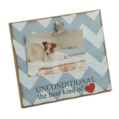Unconditional Love Clip Frame, 4x6