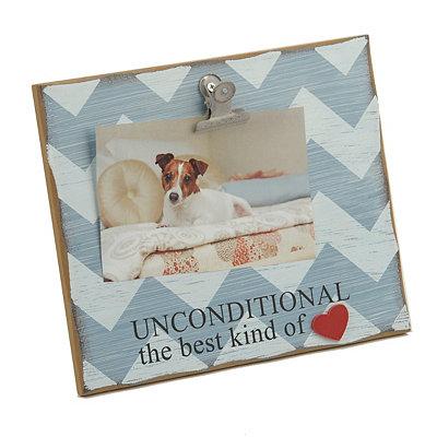 Unconditional Love Clip Frame, 4x6