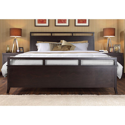 Nottingham Wenge Queen Bed