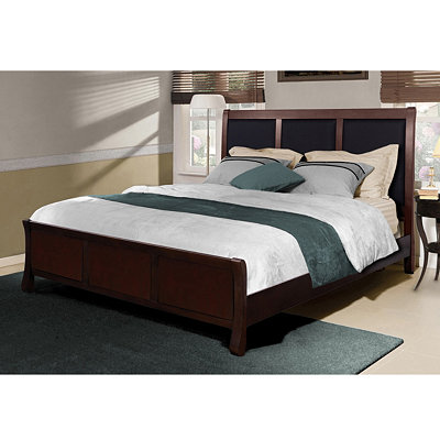 Providence Espresso Queen Bed