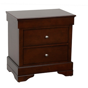 Brandy 3-Drawer Side Table