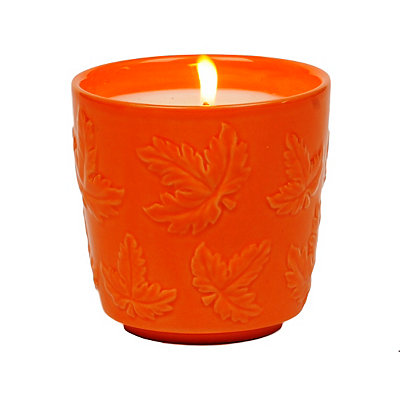 Lone Cypress Autumn Jar Candle