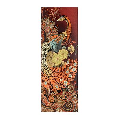 Zentangle Peacock II Canvas Art Print