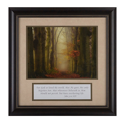 Everlasting Life Framed Art Print