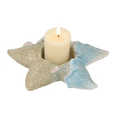 Starfish Votive Candle Holder