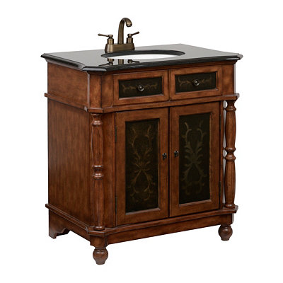 Cherry Vanity Sink, 21in.