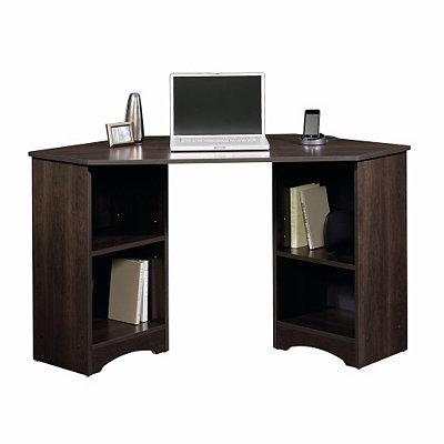 Cinnamon Cherry Corner Desk