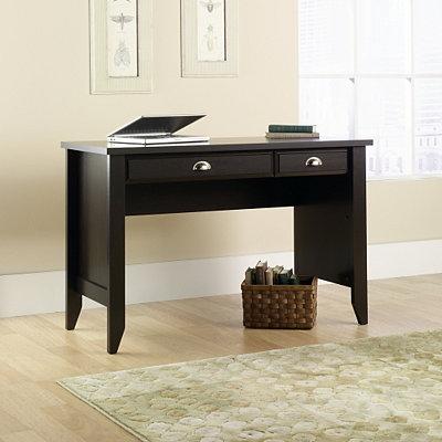 Shoal Creek Jamocha 2-Drawer Desk