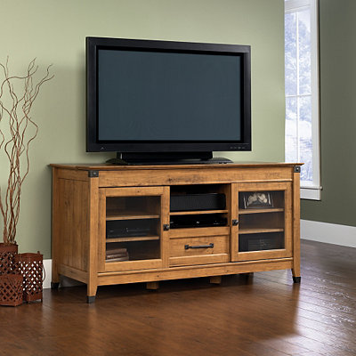 Registry Row Amber Media Console