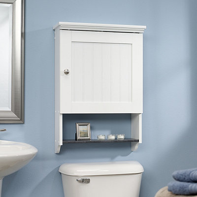 Caraway White Wall Cabinet