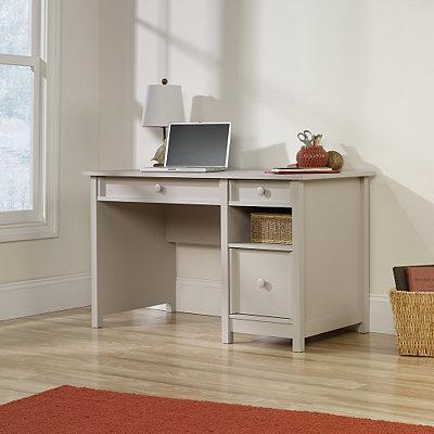 Cottage Cobblestone Gray Desk