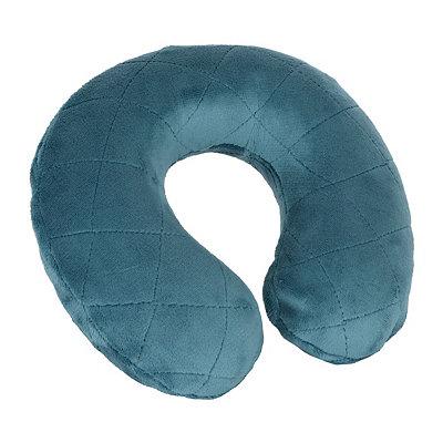Teal Memory Foam Neck Pillow