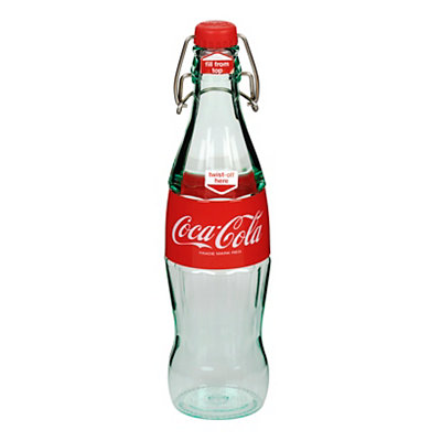 Swing Top Coke Bottle