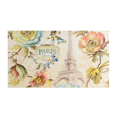 Paris Forever Canvas Art Print