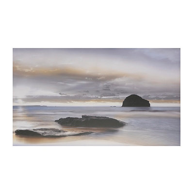 Sunset at Trebarwith Strand Canvas Art Print