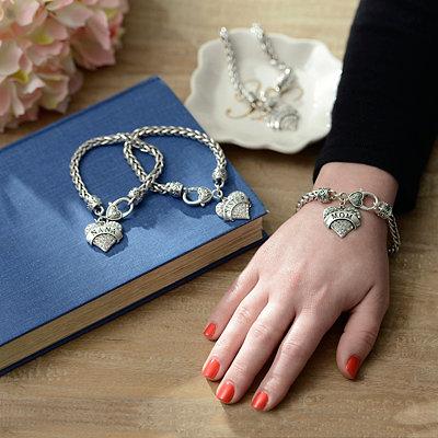 Family Charm Bracelets