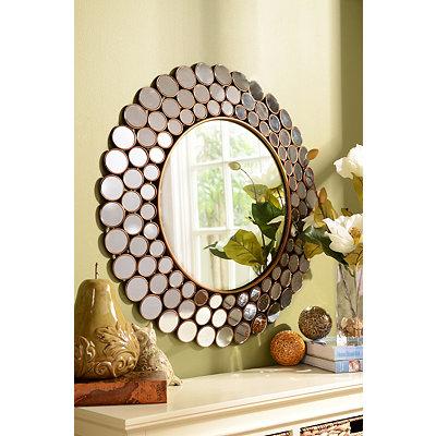 Emily Circles Mirror