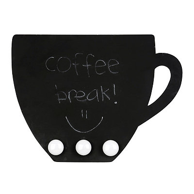 Coffee Mug Chalkboard