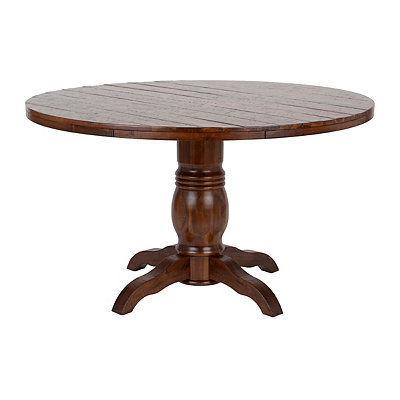 Rough Hewn Round Dining Table