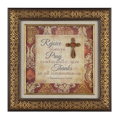 Rejoice Always Shadowbox