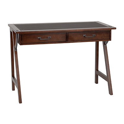 Dorsett Cherry Brown Writing Desk