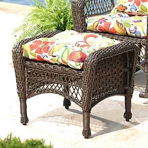Wildwood Outdoor Ottoman Cushion
