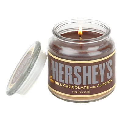 Hershey's Chocolate with Almonds Jar Candle