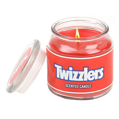 Twizzlers Jar Candle, 15 oz.