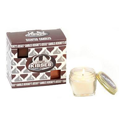 Hershey's Kisses Jar Candle Sampler, Set of 4