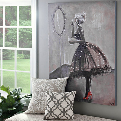 In the Moment Canvas Art Print