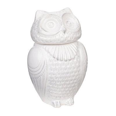 White Owl Jar