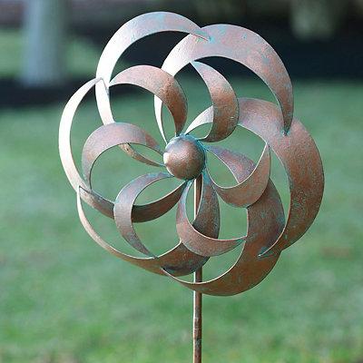 Bronze Metal Spinner