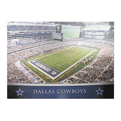 Dallas Cowboys Stadium Canvas Print