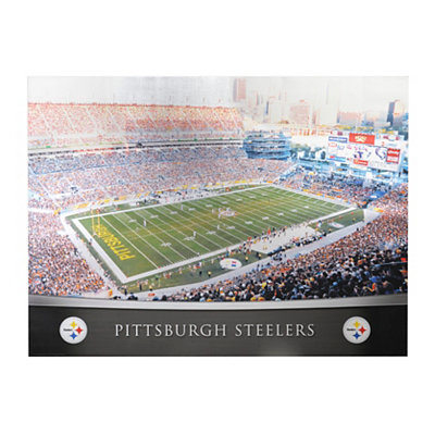 Pittsburgh Steelers Stadium Canvas Print