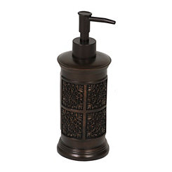 Bronze Stamped Soap Pump