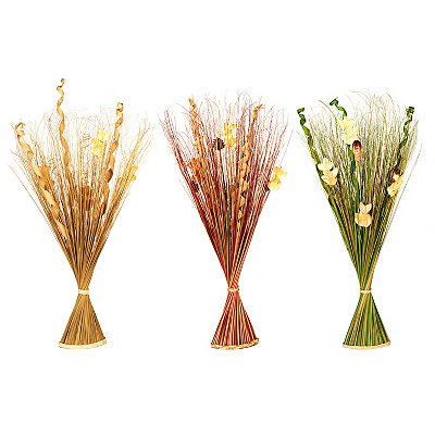 Dried Spring Grass Bundles