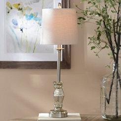 Mercury Diamond Buffet Lamp